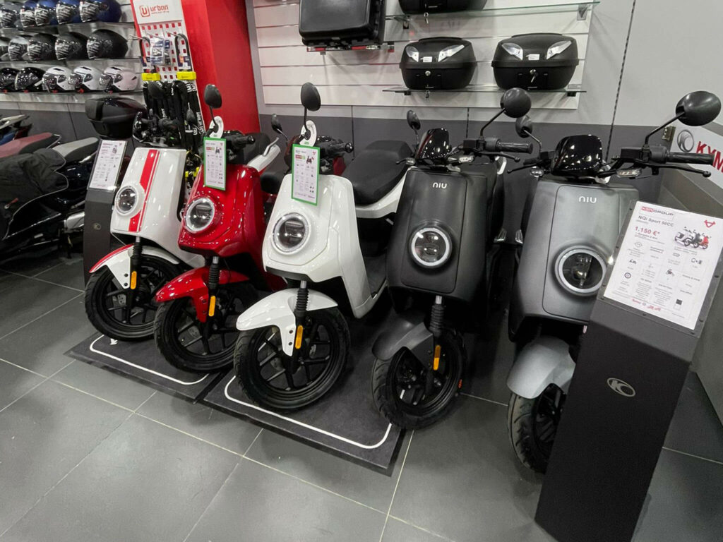 rb scooters boulogne
