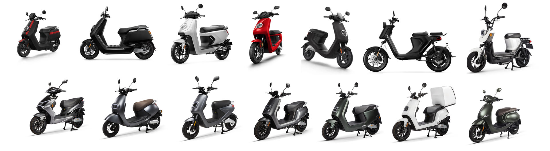 scooters-electriques